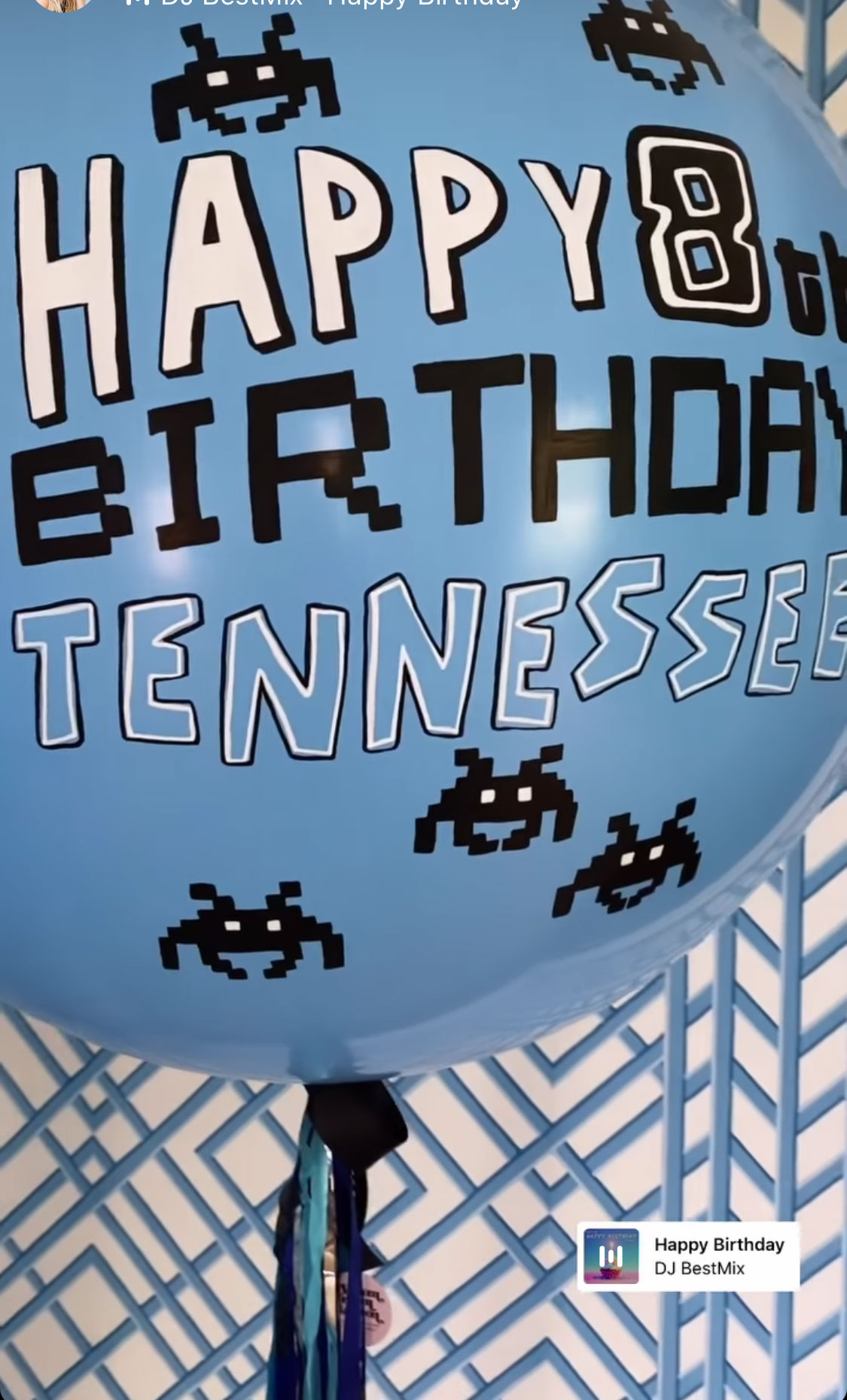 Reese wishes son, Tennessee happy birthday