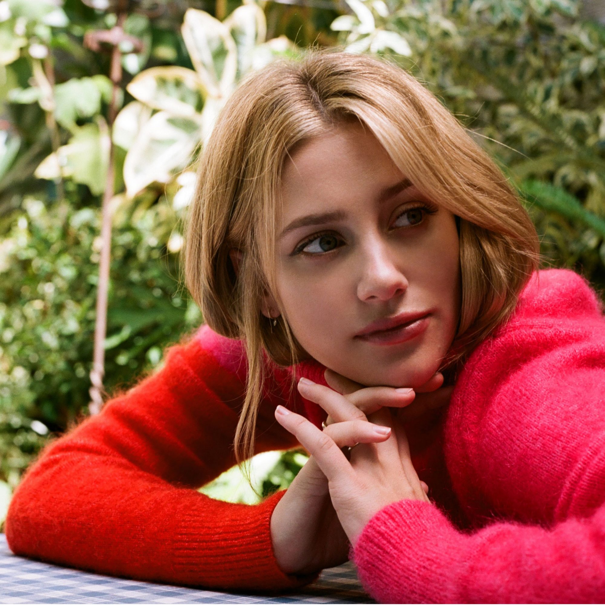 Lili Reinhart on Writing About Anxiety and Heartbreak in New Poetry Book Swimming Lessons