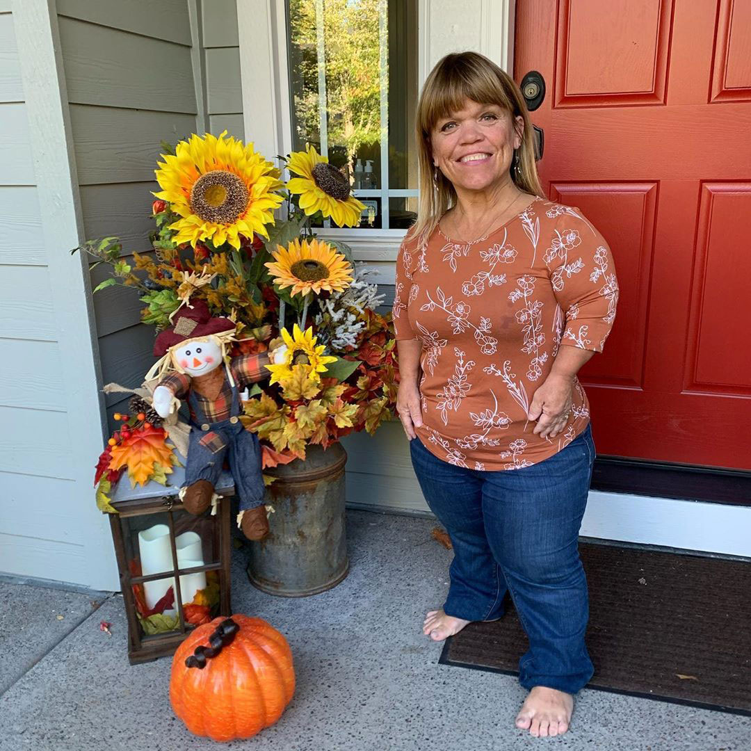 Amy Roloff Confirms She Will Be a Part of Pumpkin Season on the Family Farm