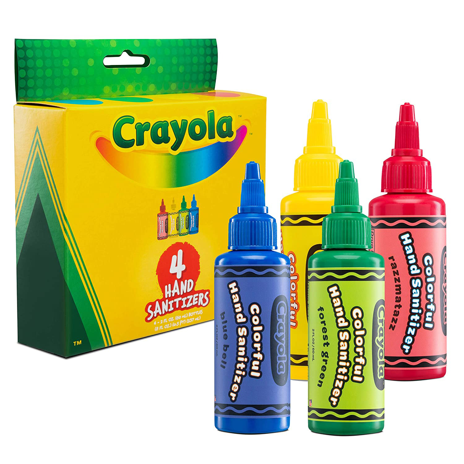 Crayola Hand Sanitizer Gel for Kids | Antibacterial