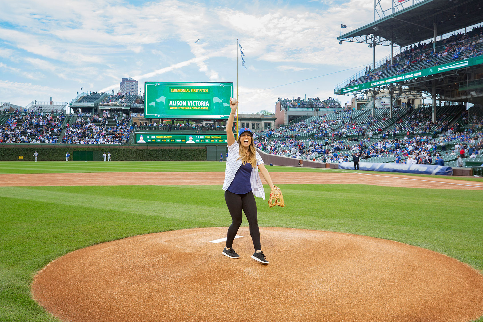 alison-victoria-cubs-first-pitch