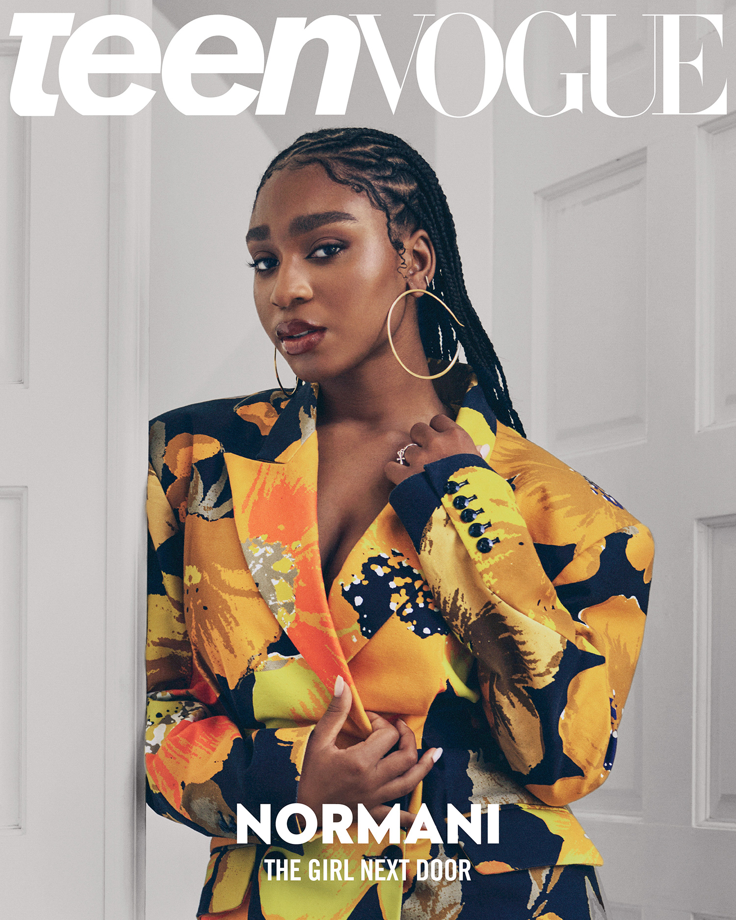 Normani - Teen Vogue