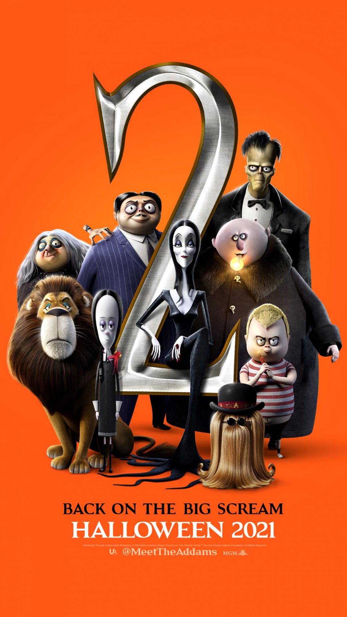 The Addams Family 2 (2021) - 5.1 Up-Mix Trailer - The Digital Theater