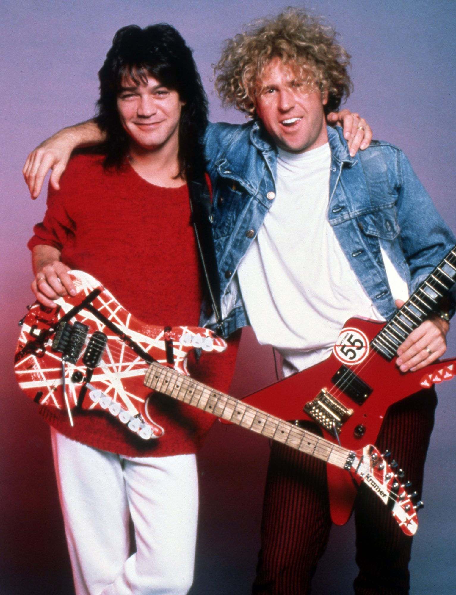 Sammy Hagar Says He Reconciled with Eddie Van Halen Before He Died |  PEOPLE.com