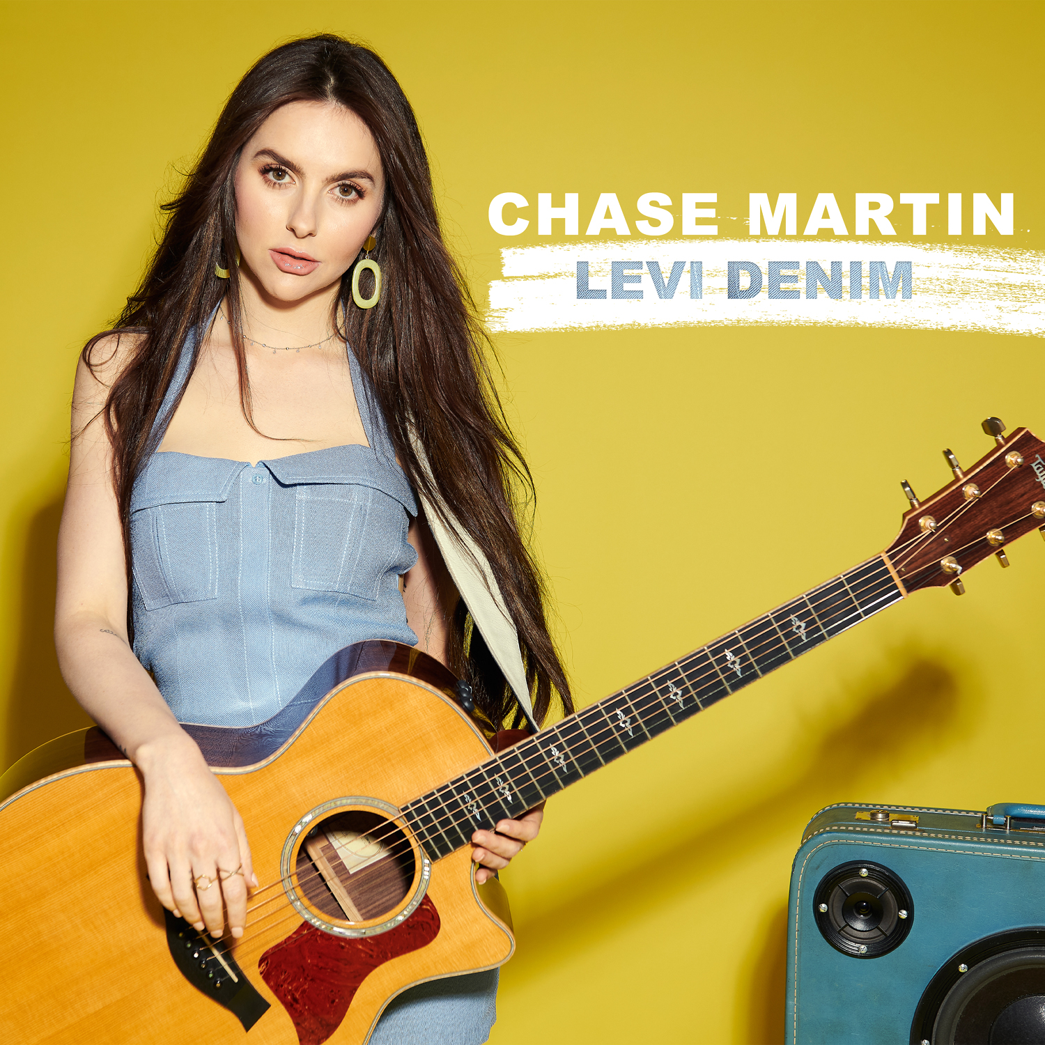 Chase Martin - Levi Denim Cover
