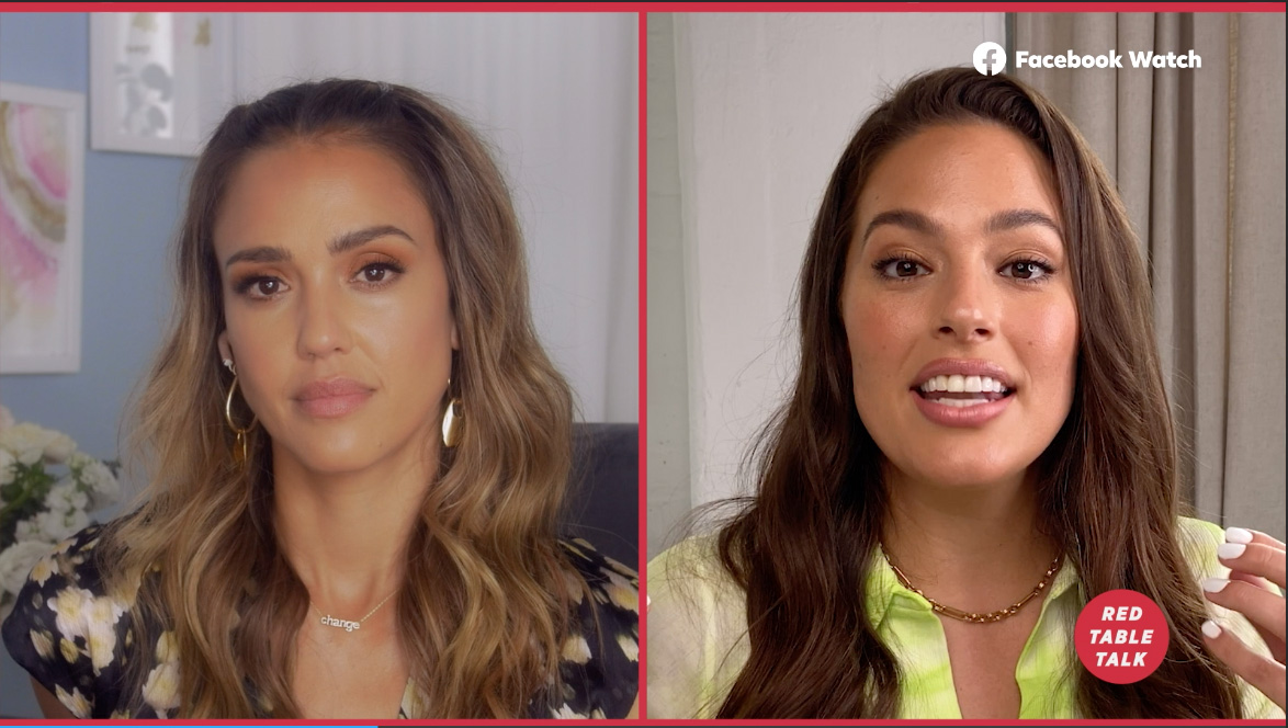 Ashley Graham Opens Up About Frequent 'Night Terrors' in Which She's 'Hunting for My Child' on Red Table Talk