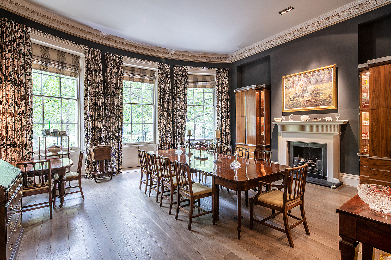 Sting's London home for sale