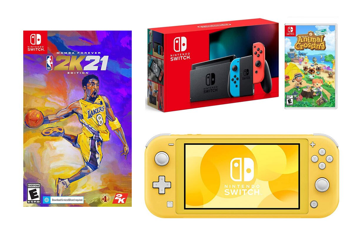 Nintendo Switch Prime Day Deals As Low As 20 People Com