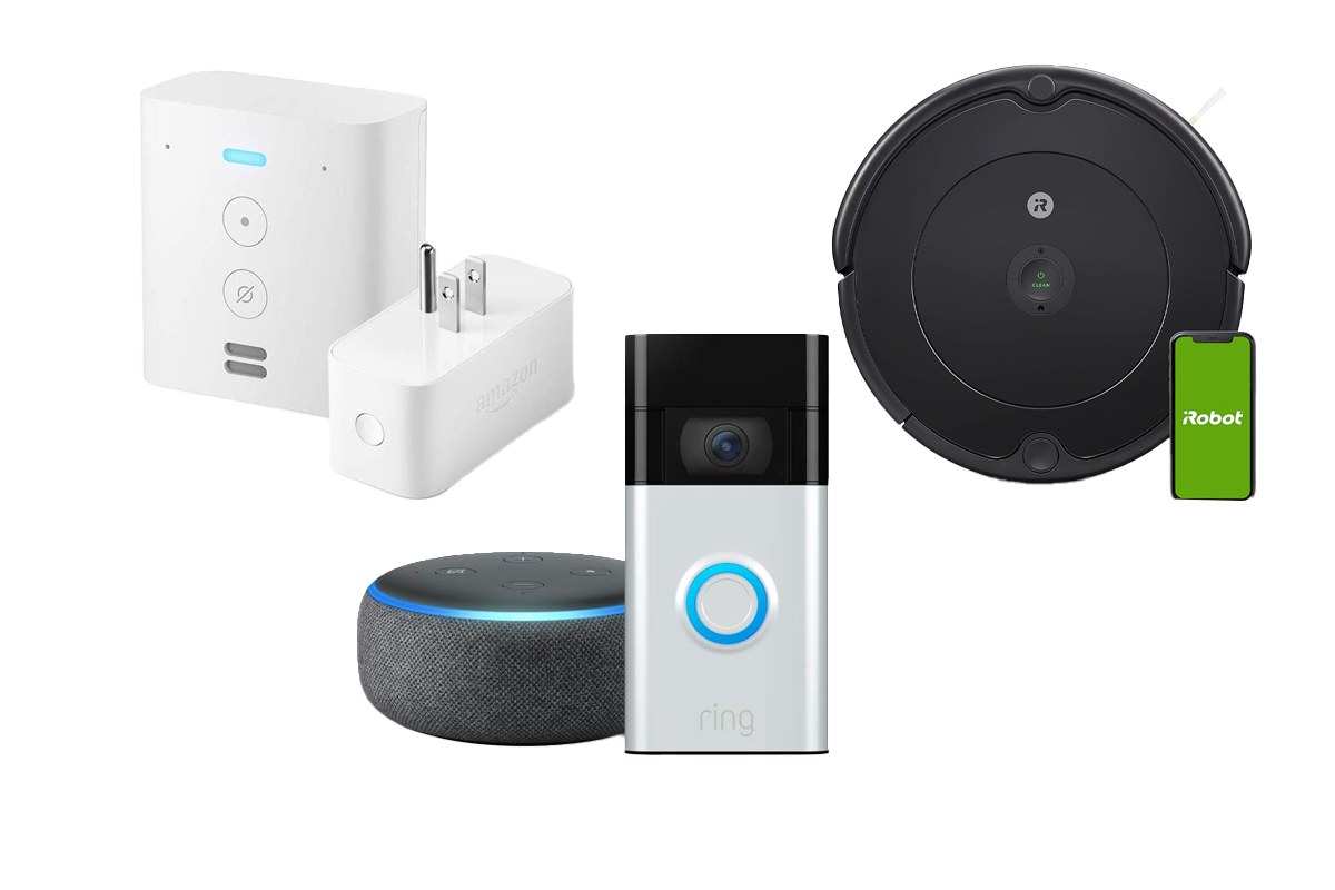 Home Tech to Sync with Phone