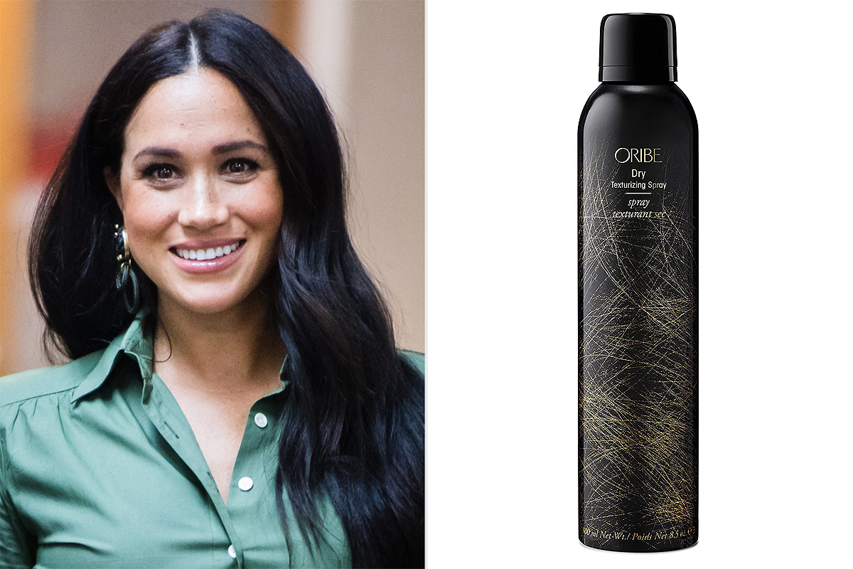 Meghan Markle Oribe Hair Texturizing Spray