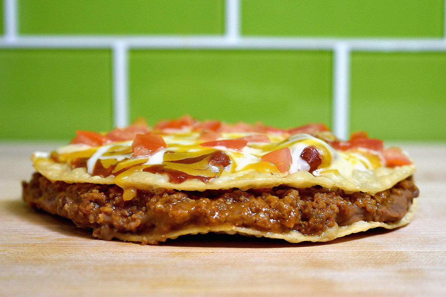 taco bell, mexican pizza