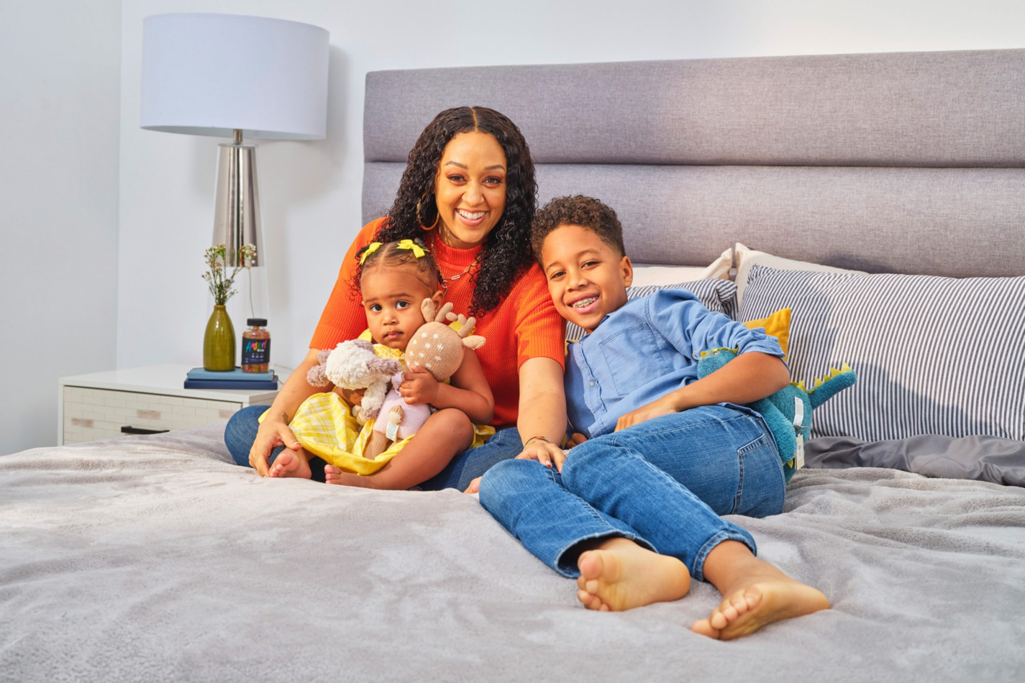 "Tia Mowry ""How I Parent"""