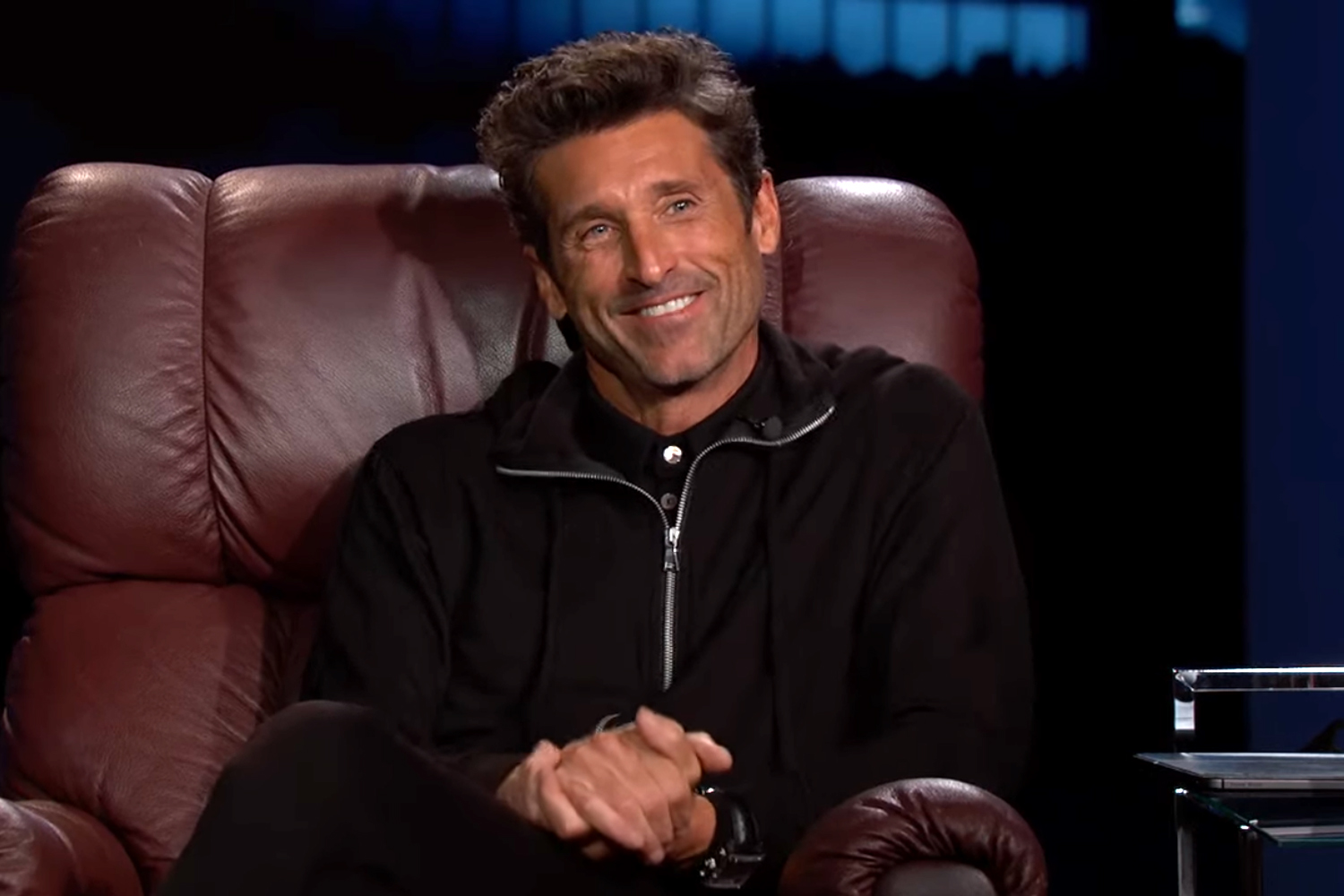 Patrick Dempsey on Quarantine Prom, Meeting Ruth Bader Ginsburg & Driving in Rome