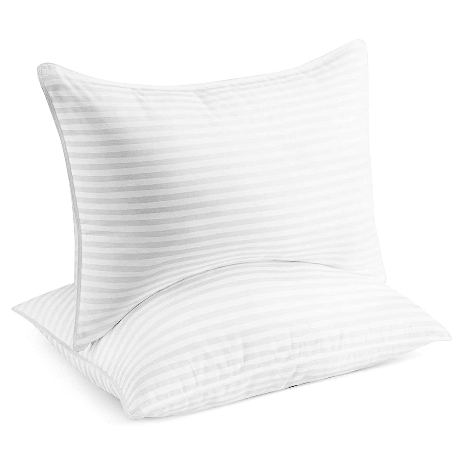 Beckham Hotel Collection Hypoallergenic Gel Pillow Two-Pack