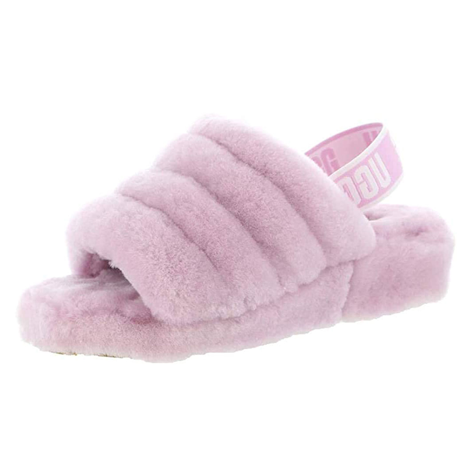 ugg women's fluff yea slide slipper