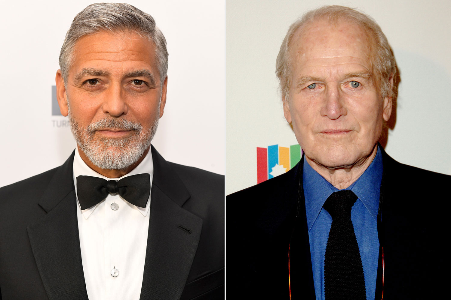George Clooney, Paul Newman