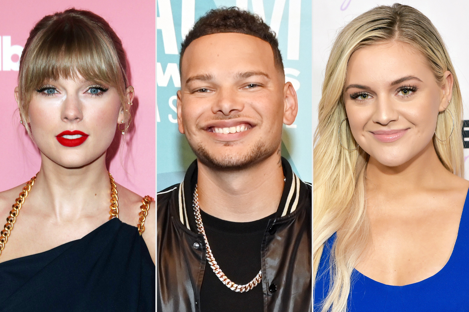 CMT Awards Taylor Swift, Kane Brown, Kelsea Ballerini