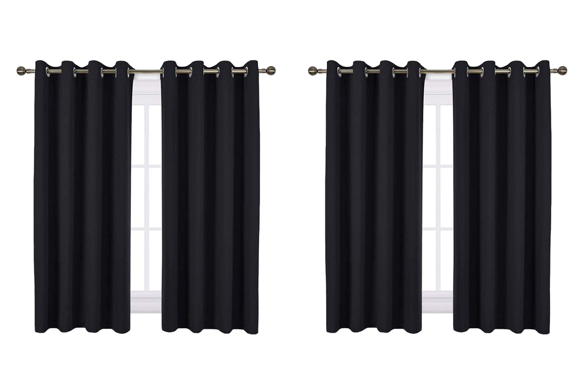 NICETOWN Black Out Curtains for Living Room