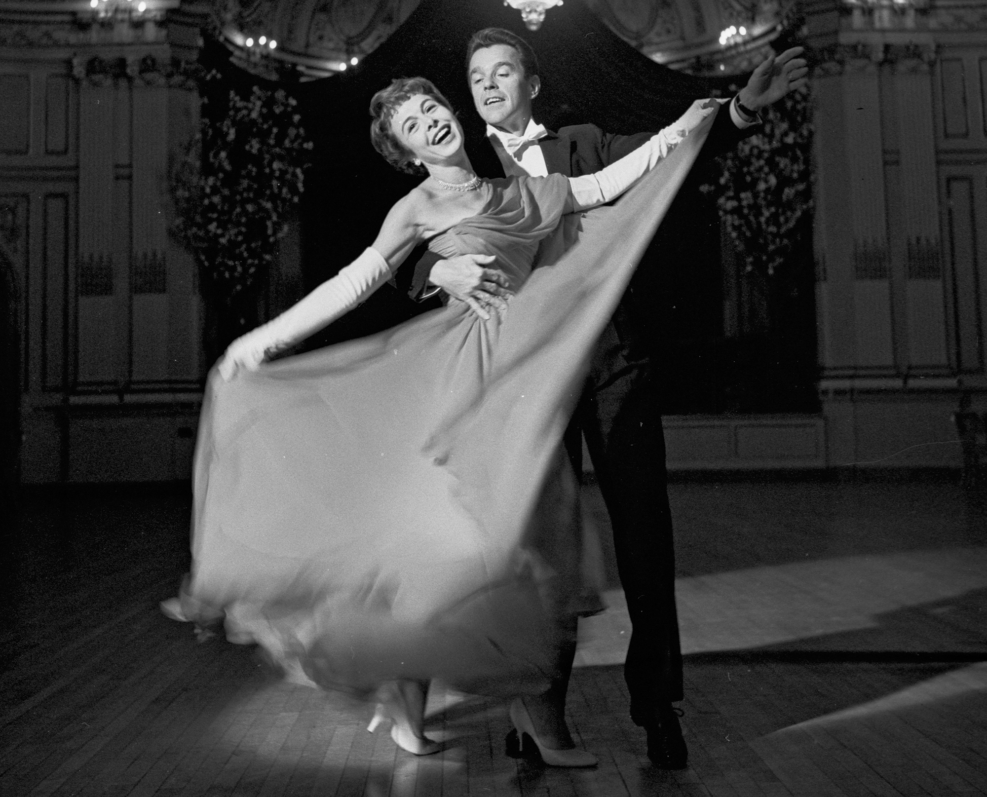Marge Champion and Gower Champion