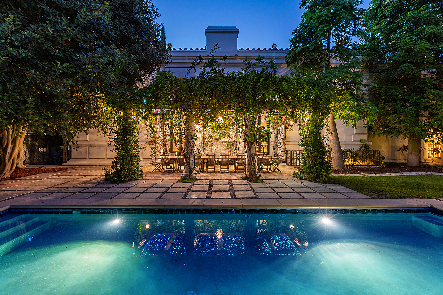 Bridget Fonda and Danny Elfman Put Two Mansions on the Market