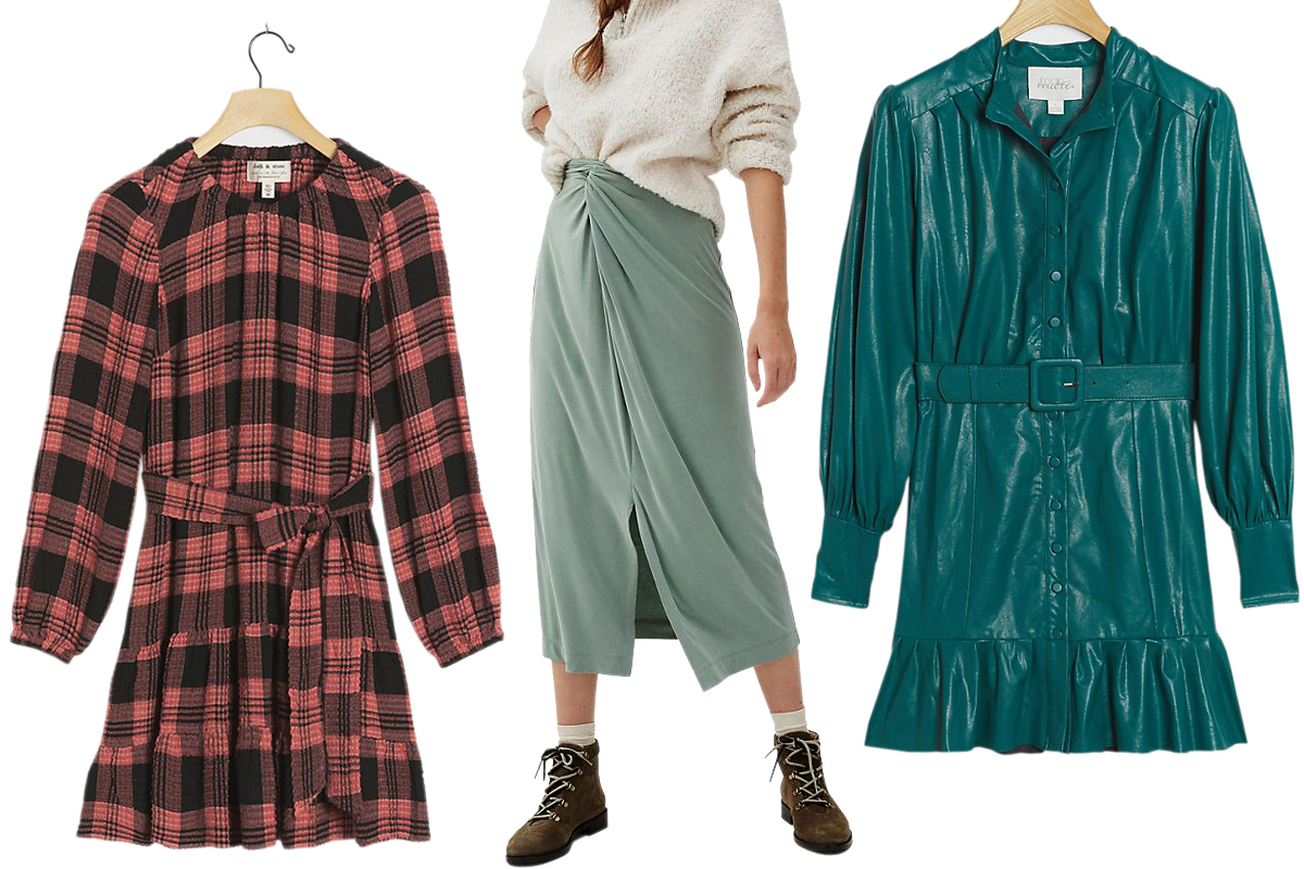 anthropologie sale clothing