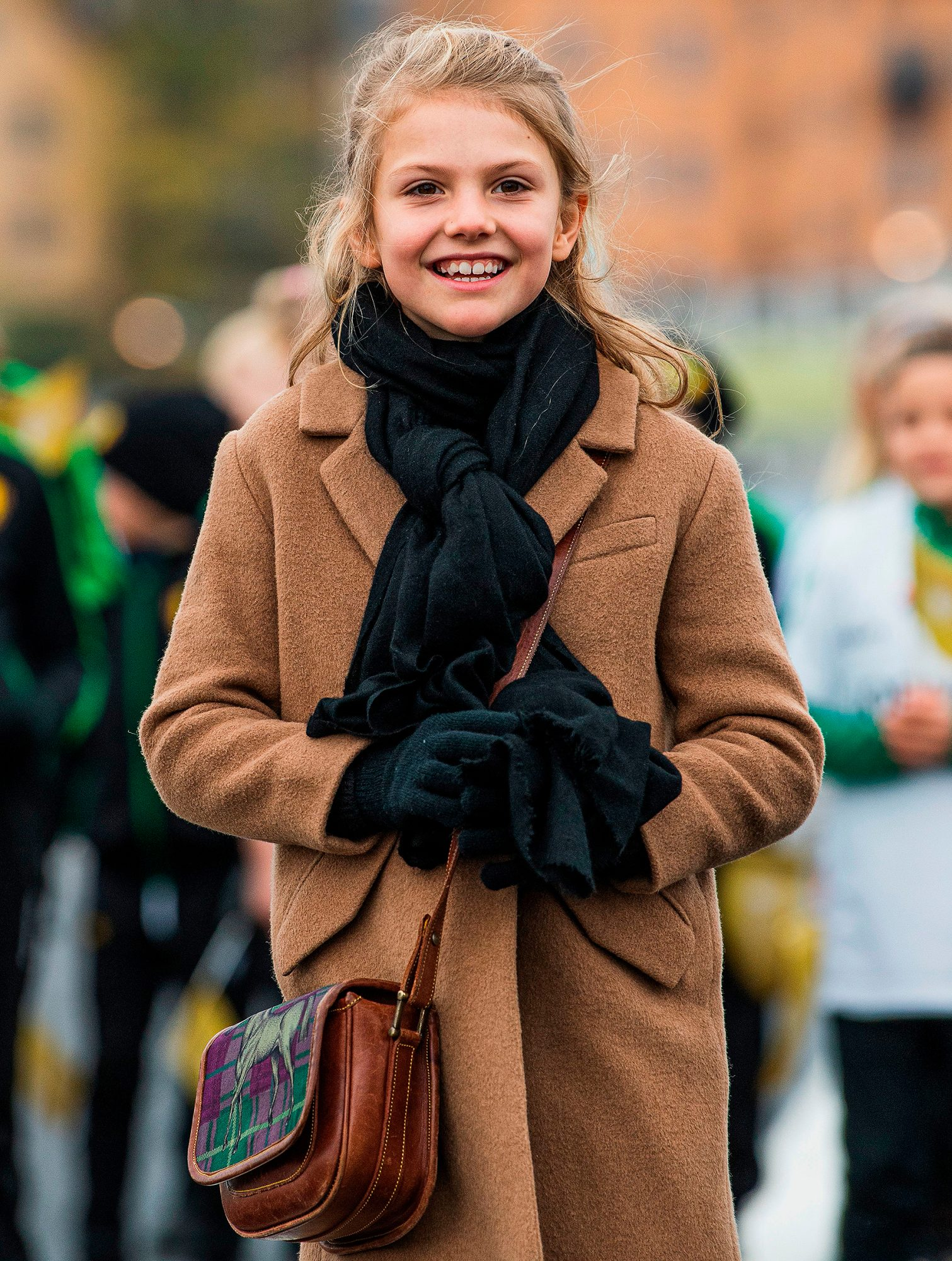 Princess Estelle of Sweden Twins with Mom Princess Victoria for Special Royal Event