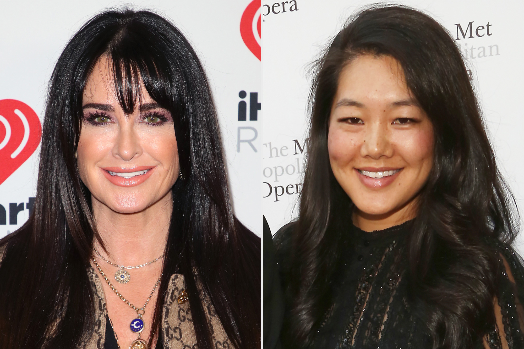 Kyle Richards on new Housewife Crystal Kung Minkoff
