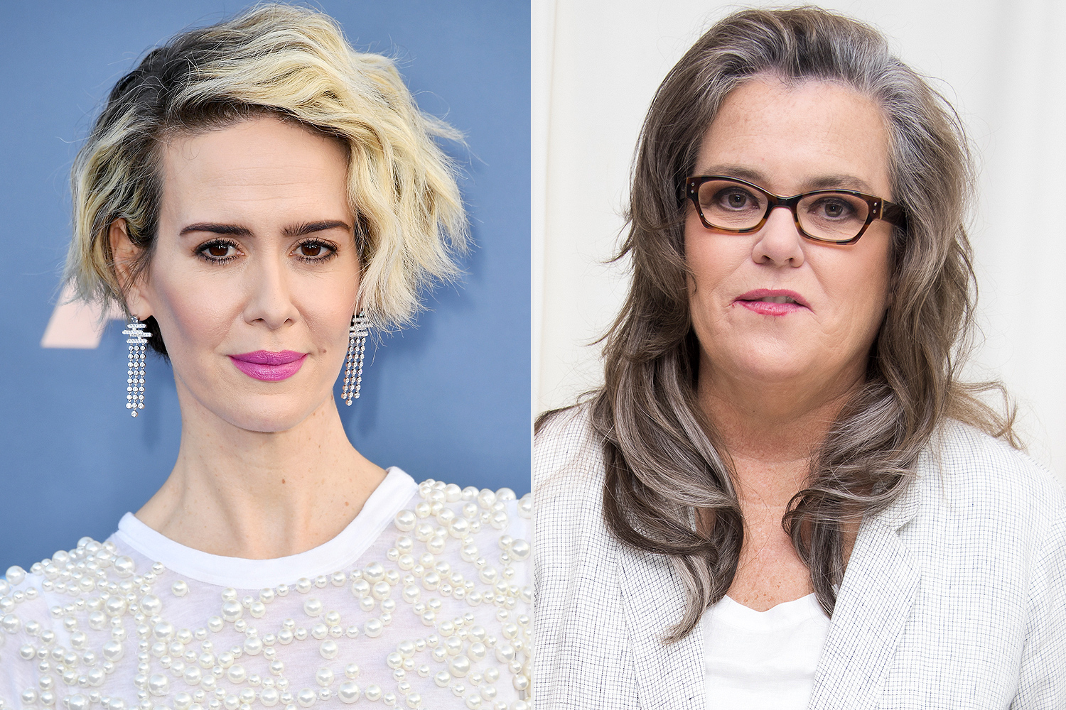 Sarah Paulson, Rosie O'Donnell