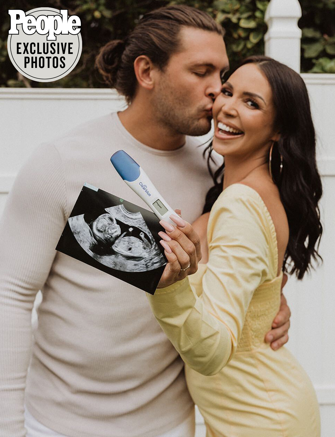 scheana shay pregnancy announcement