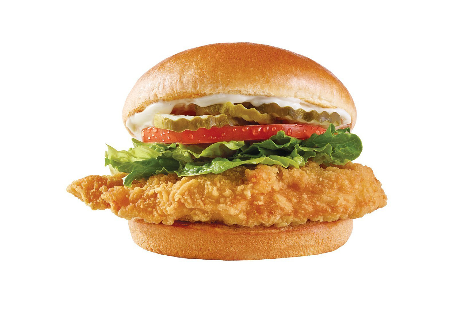 Wendys new Classic Chicken Sandwich