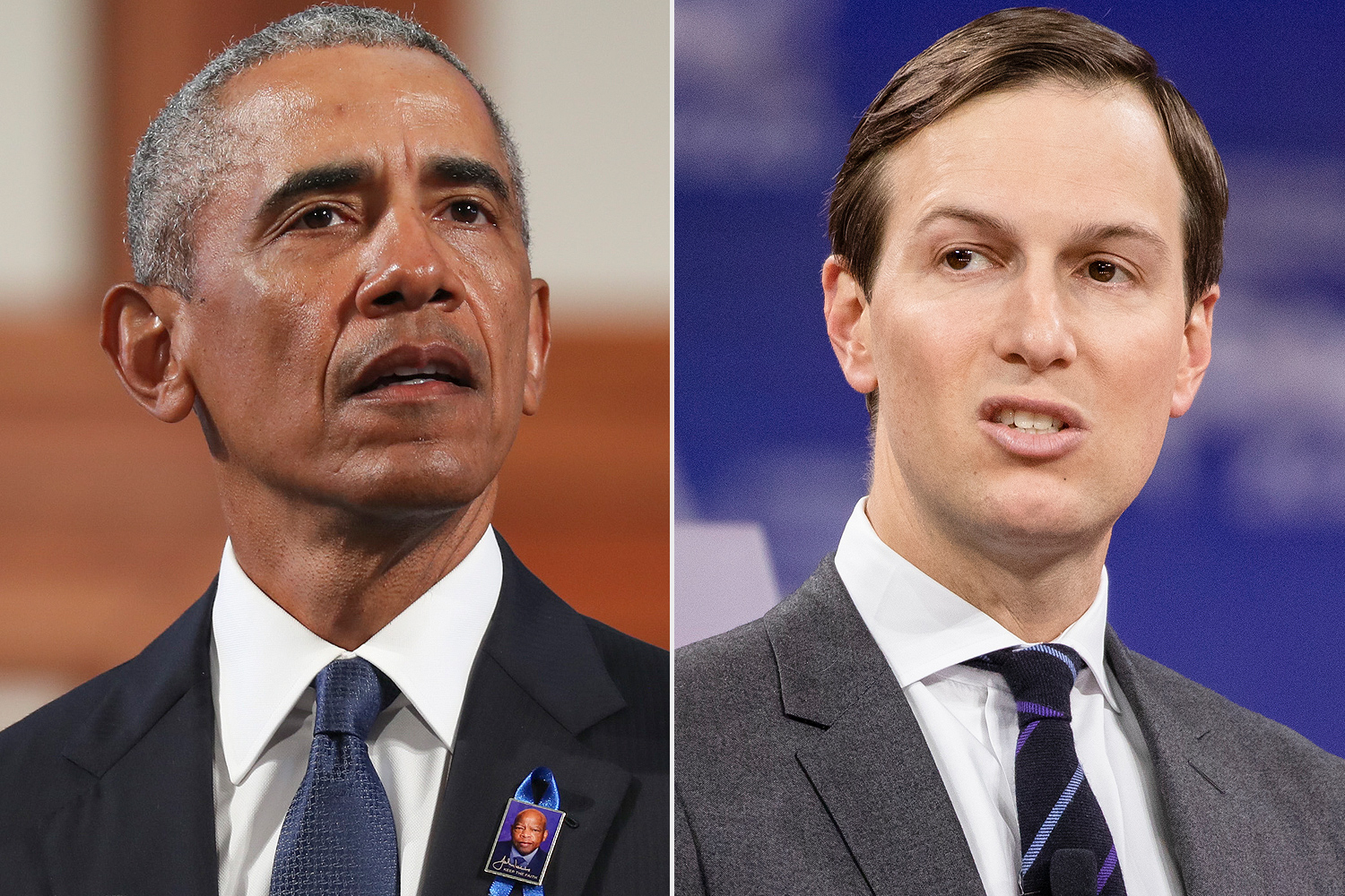 Barack Obama, Jared Kushner