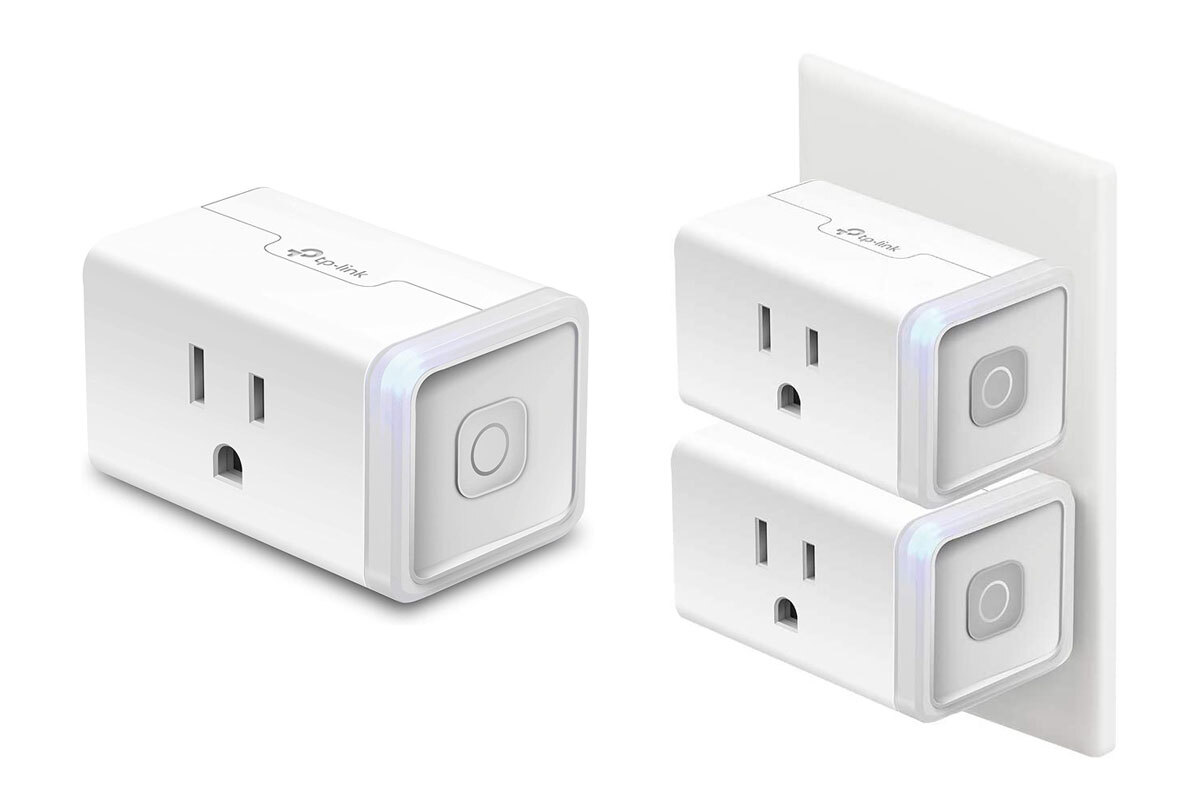 kasa smart plug amazon deal
