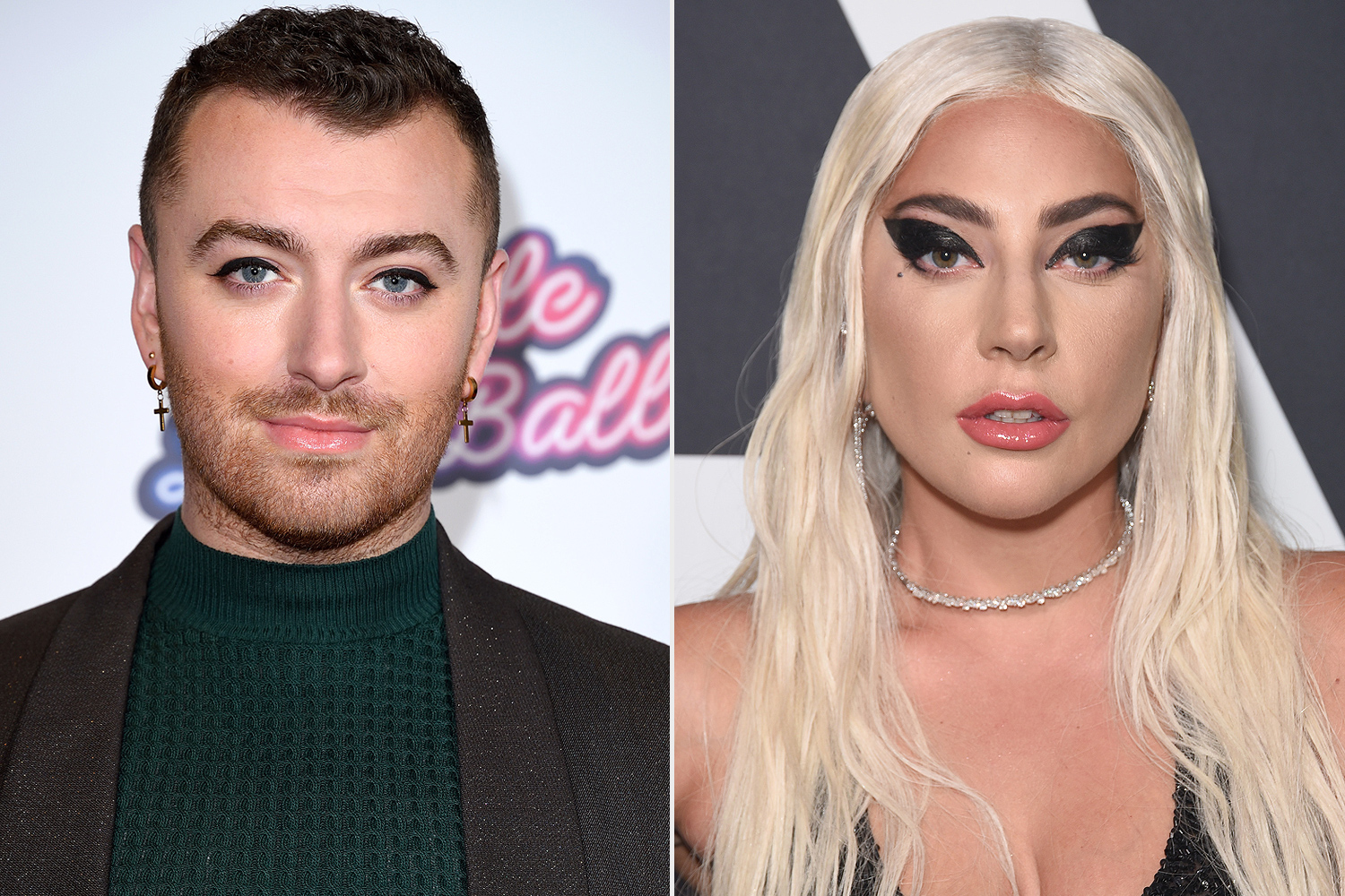 Sam Smith, Lady Gaga