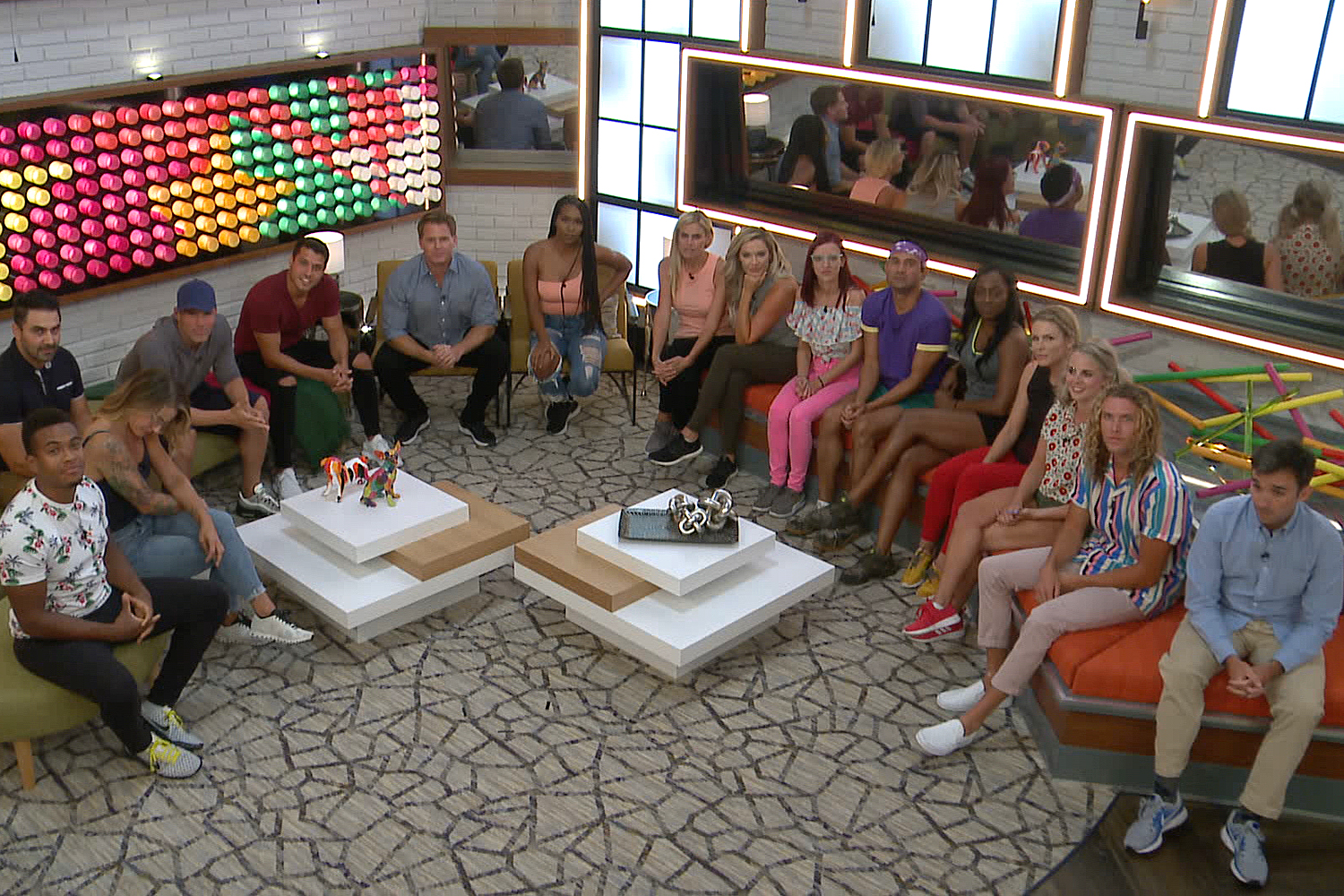 22nd season premiere of BIG BROTHER