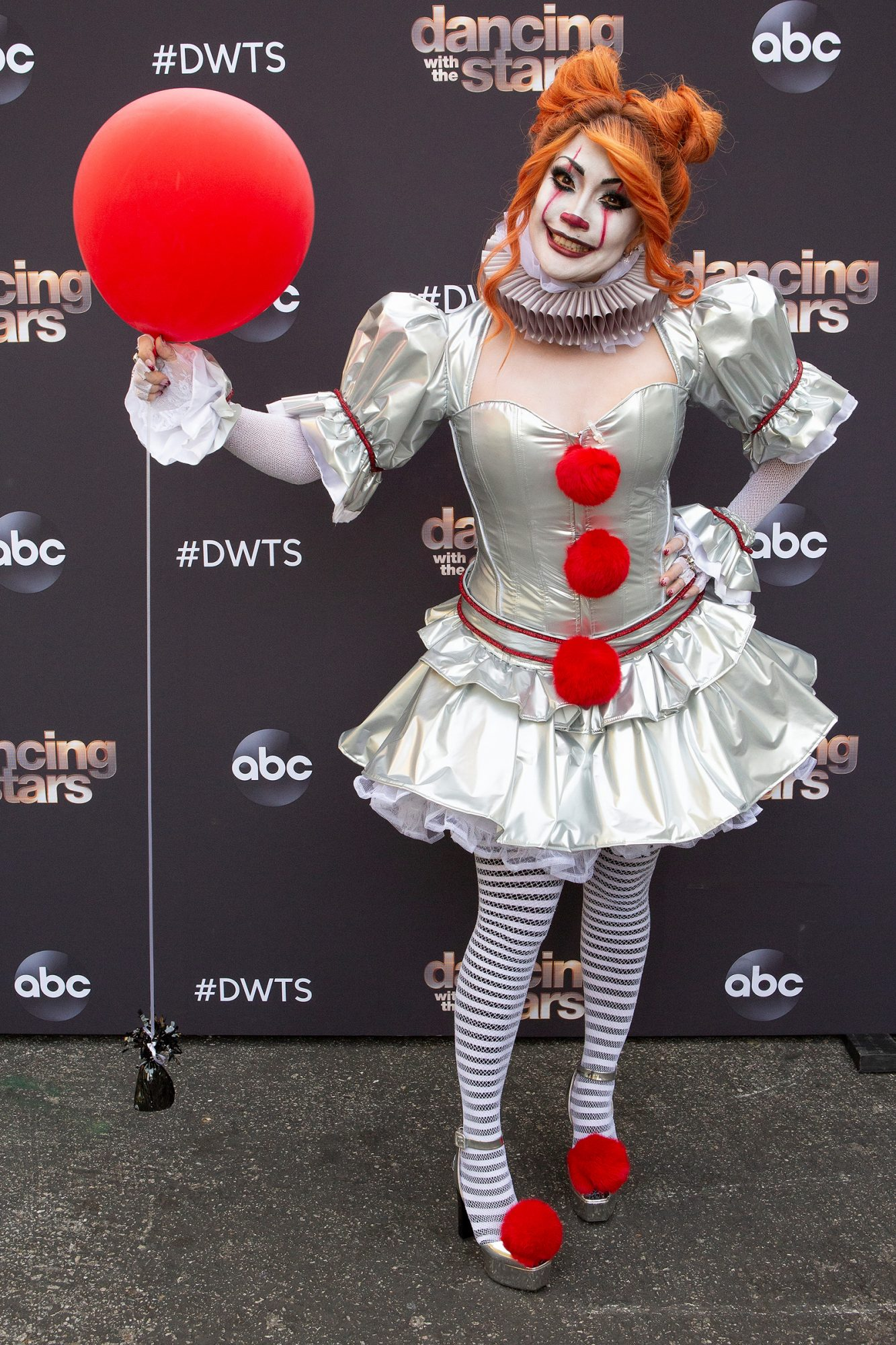 """ABC's """"Dancing With the Stars"""" CARRIE ANN INABA"""