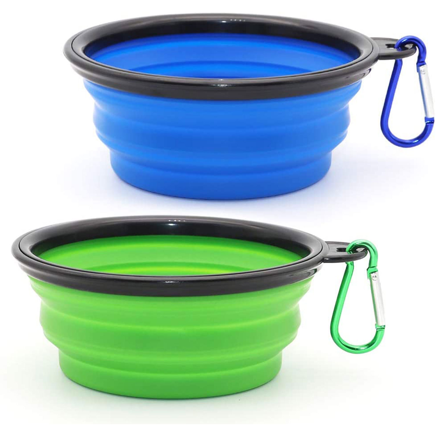collapsible dog bowl cats dogs