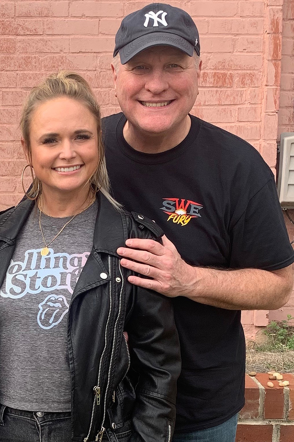 Miranda Lambert and Collin Raye