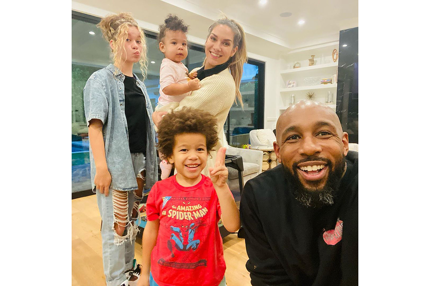 Stephen tWitch Boss and Allison Holker family
