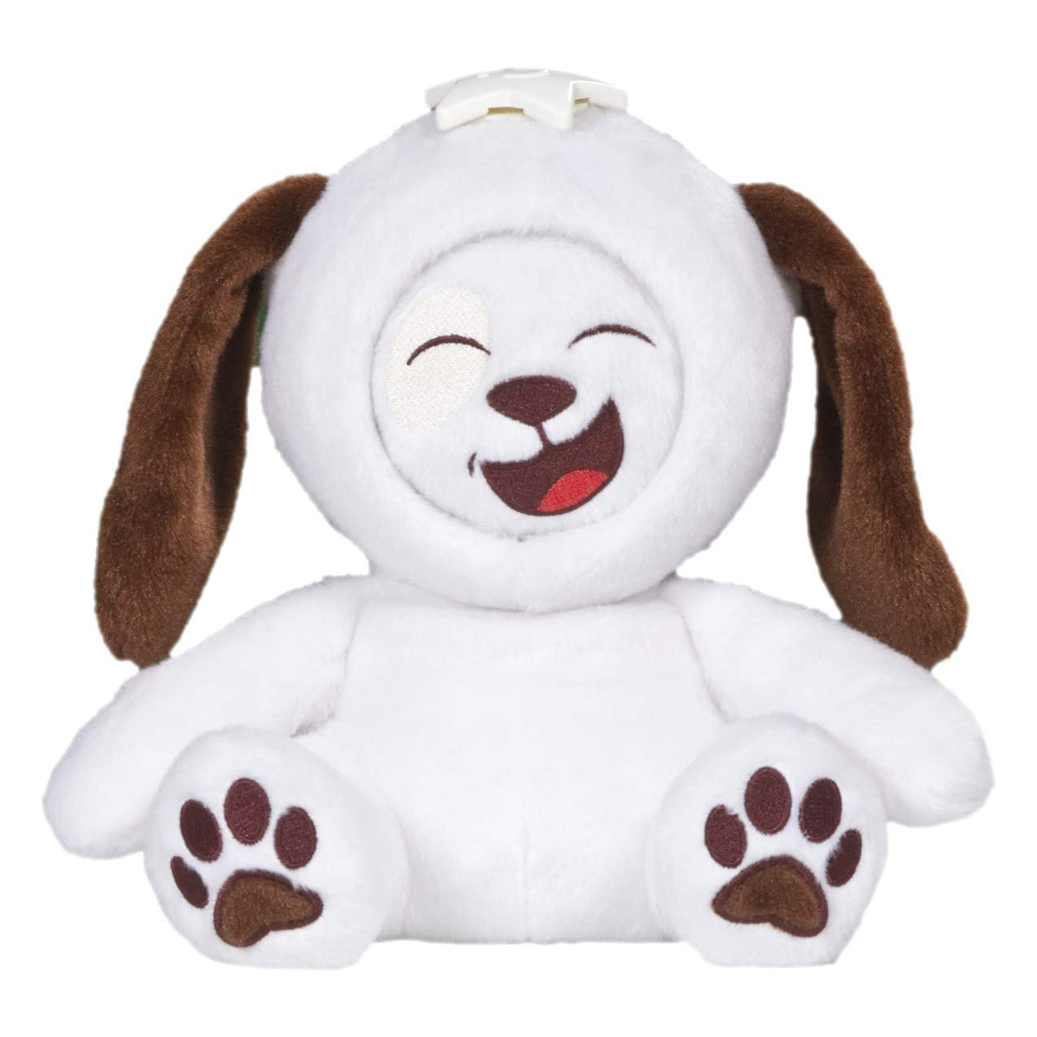 Whatsitsface Stuffed Animal with 6 Different Faces, Plush Toy