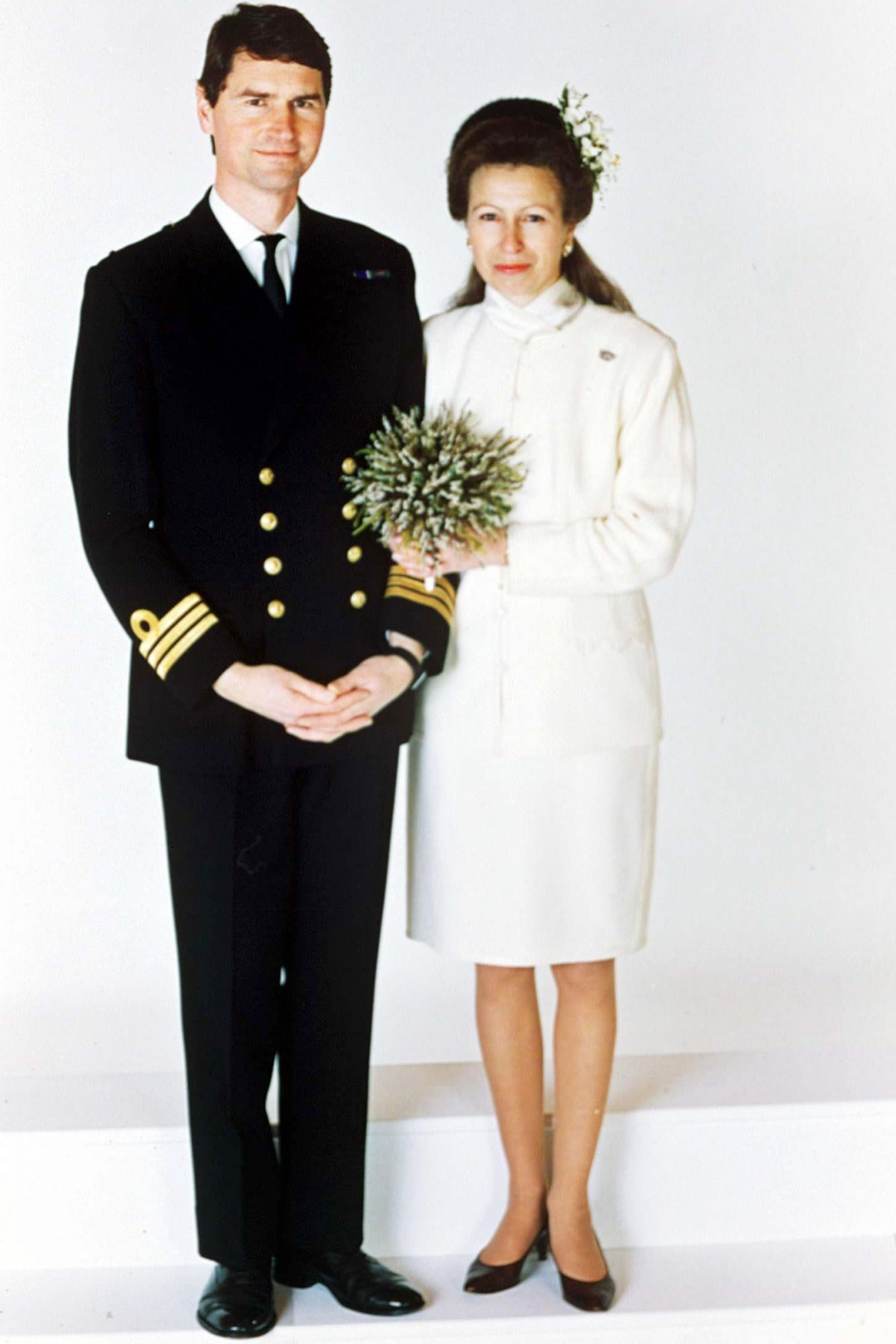 Princess Anne Married Mark Phillips 9 Years Ago  PEOPLE.com
