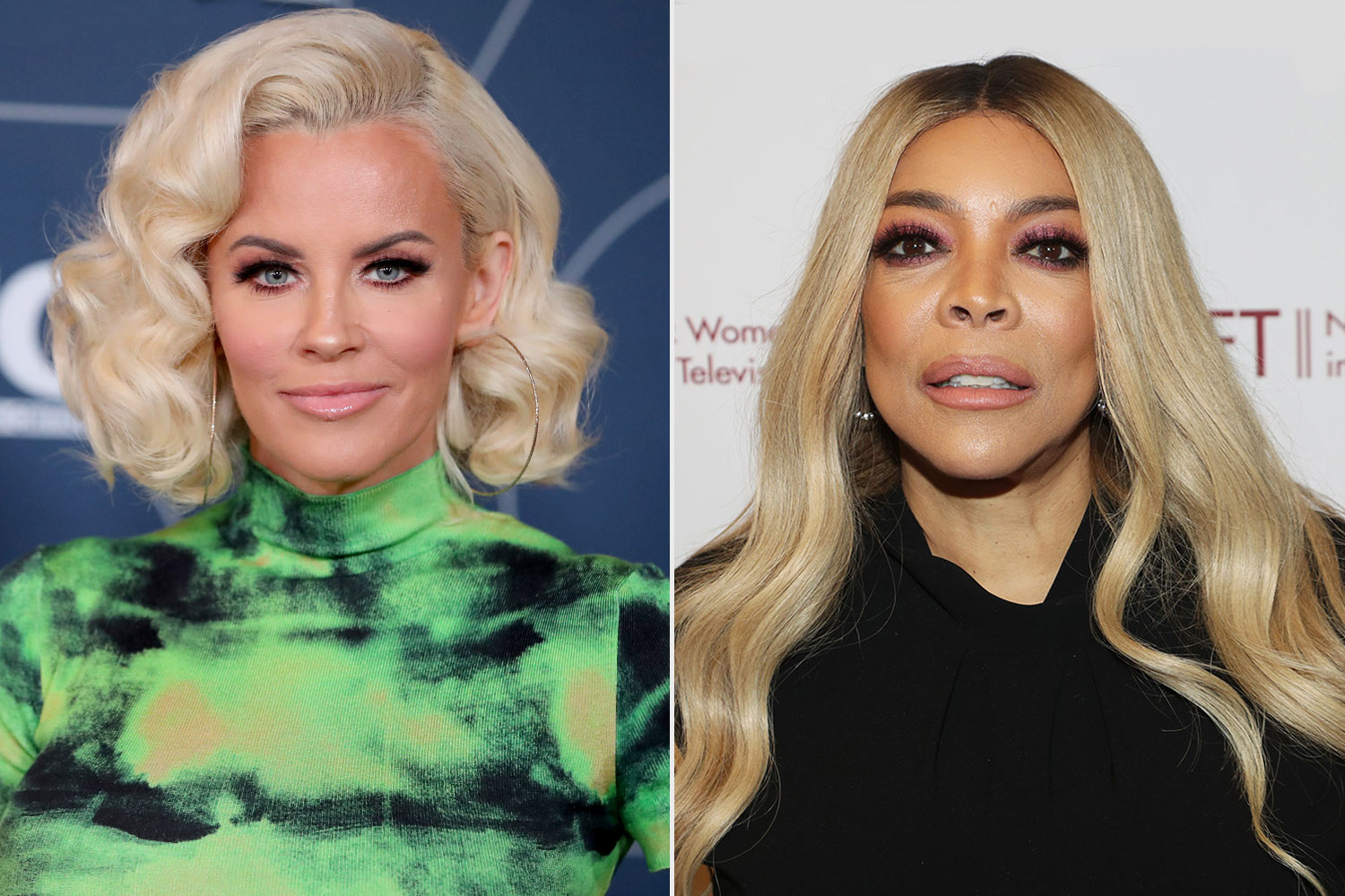 Jenny mccarthy and wendy Williams