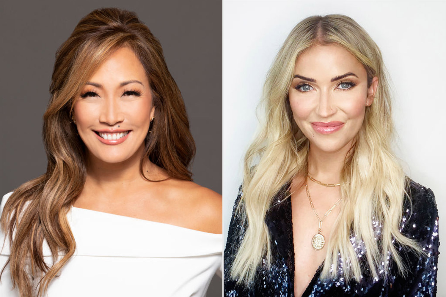Carrie Ann Inaba and Kaitlyn Bristowe