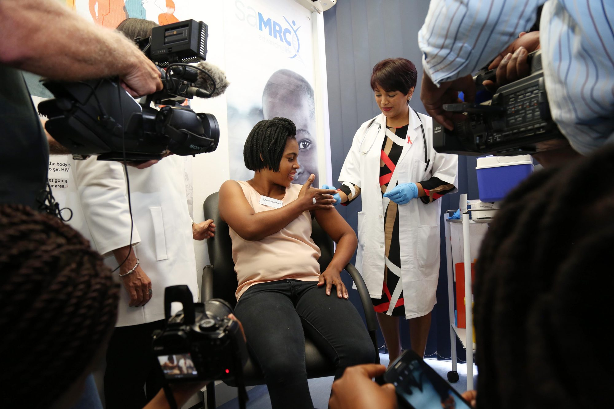 South Africa HIV Study
