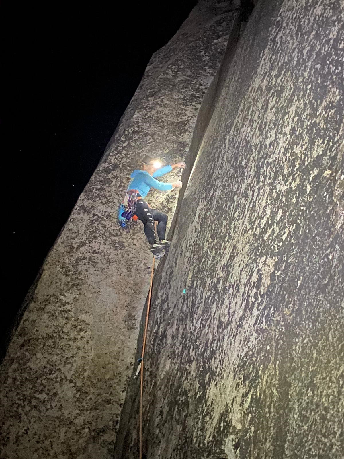 Emily Harrington First Woman to Free-Climb El Capitan in Single Day Says It's 'Pretty Special' Reaching 'Life Dream'