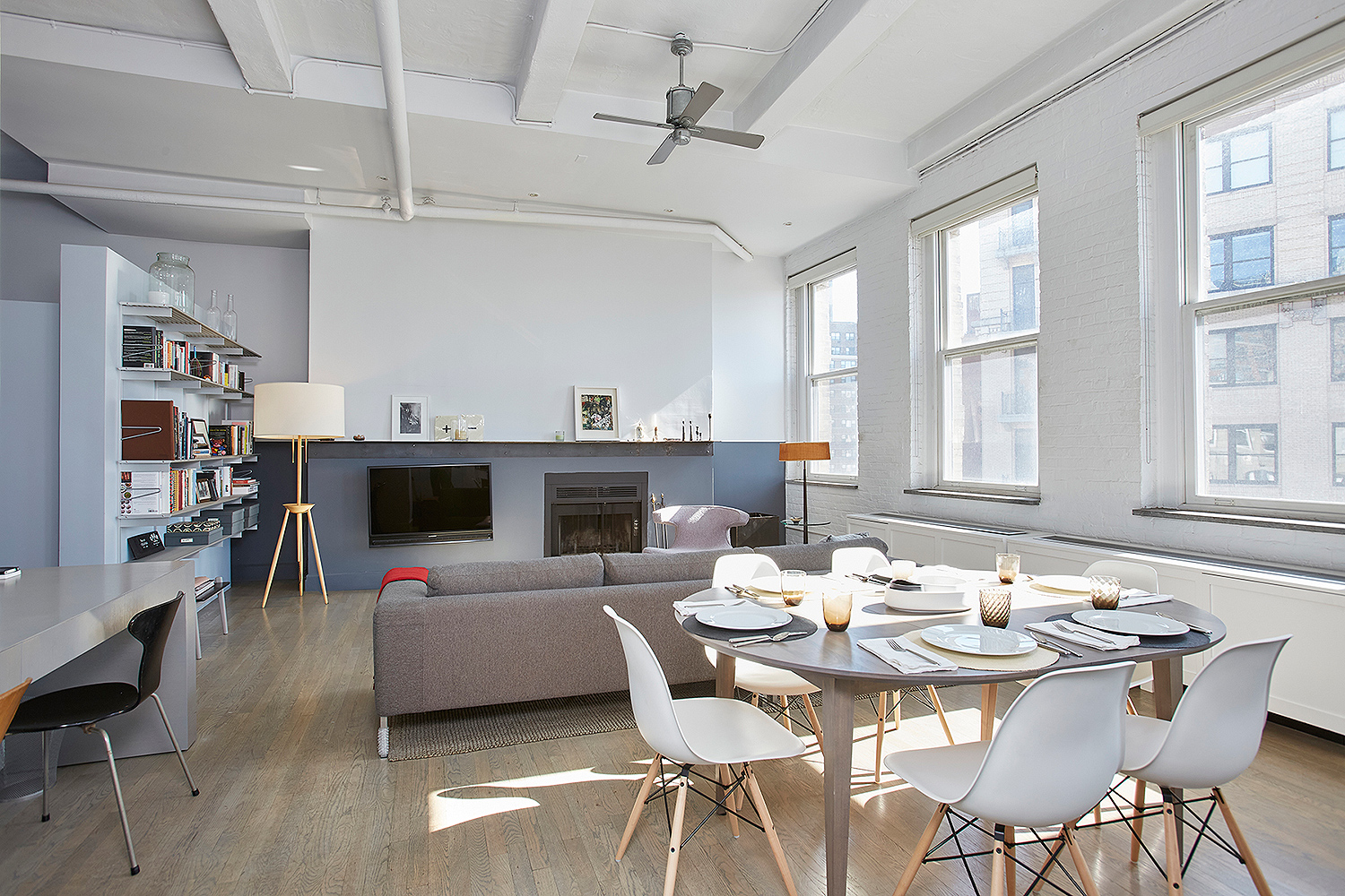 Alan Rickman S Nyc Apartment Listed For 1 7 Million People Com See what josh potter (joshuapotter) has discovered on pinterest, the world's biggest collection of loft apartments provide a well balance of affordability, privacy, spaciousness, and adaptability. people com