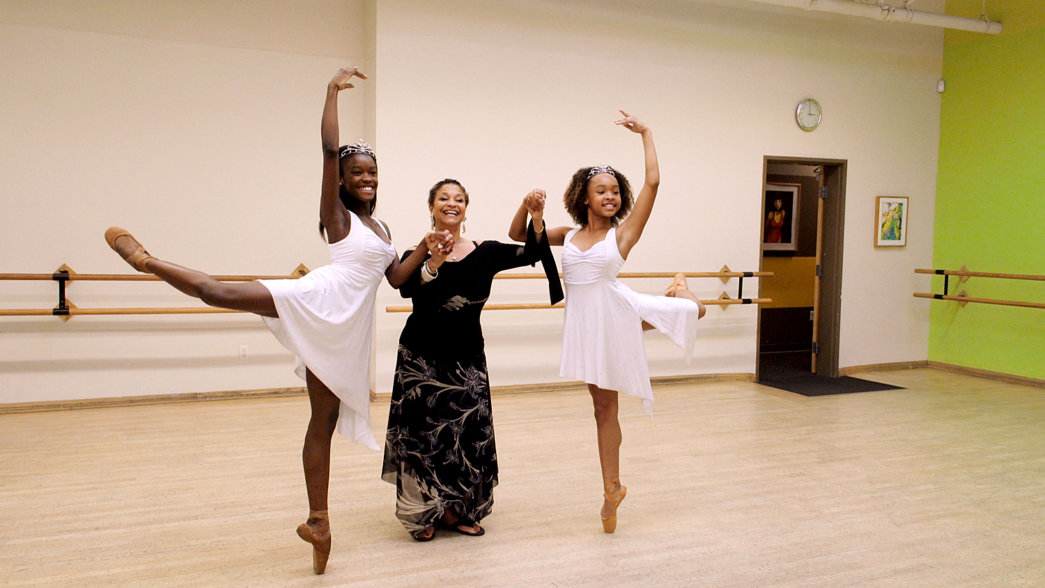 "WATCH: Debbie Allen Hopes to Inspire Young People in New Netflix Documentary ""Dance Dreams: Hot Chocolate Nutcracker"""