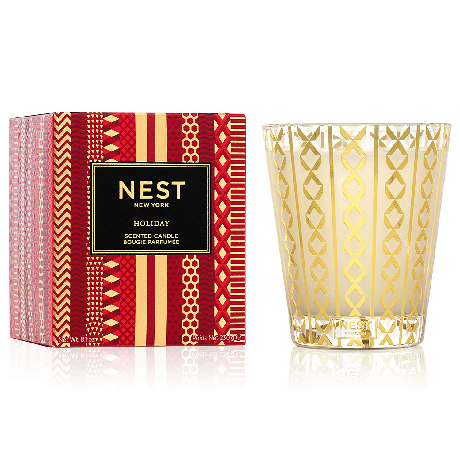 nest fragrances classic candle holiday
