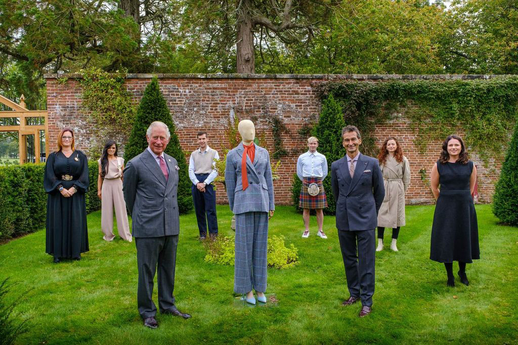 Prince Charles launches The Modern Artisan Collection