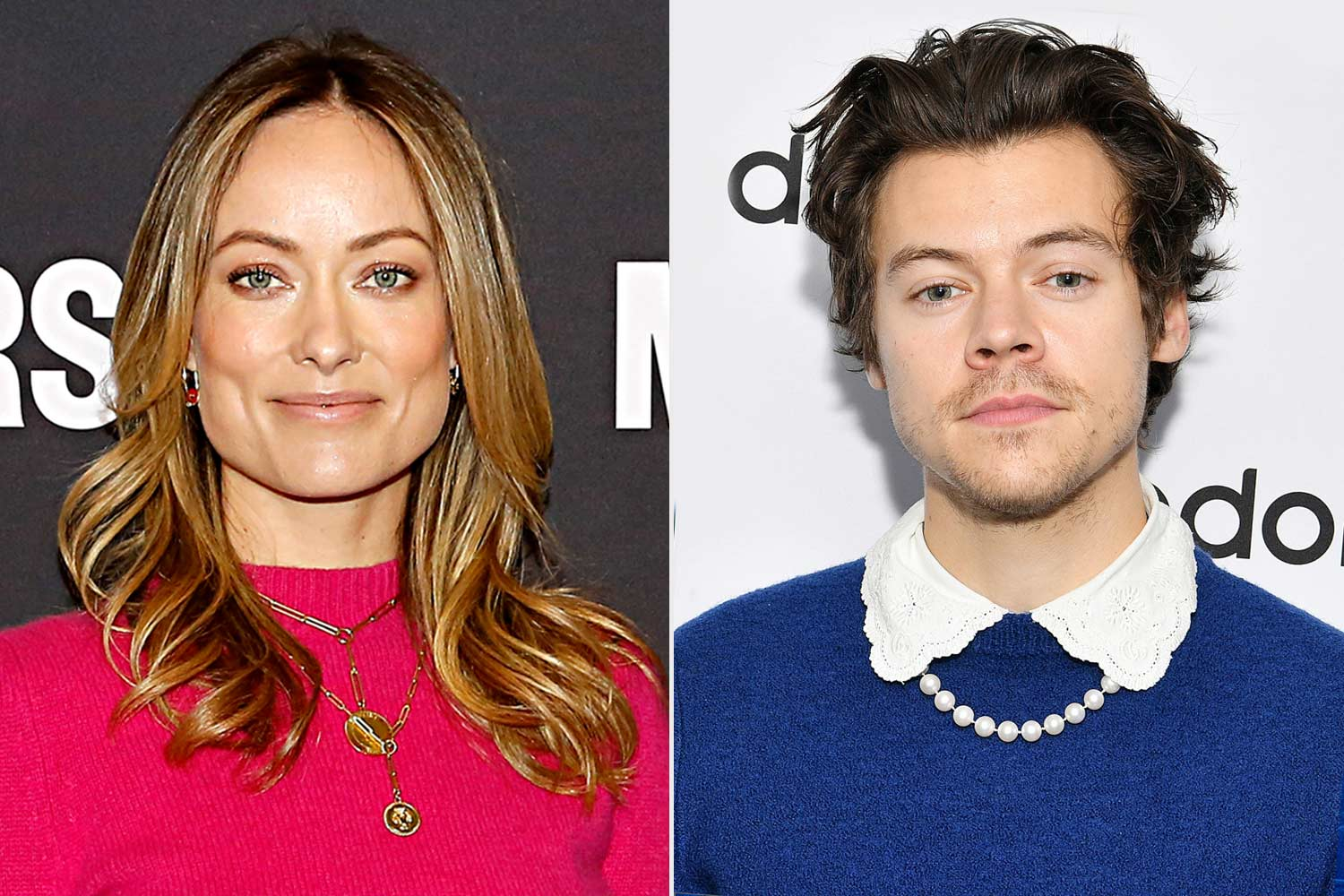 Olivia Wilde and Harry Styles