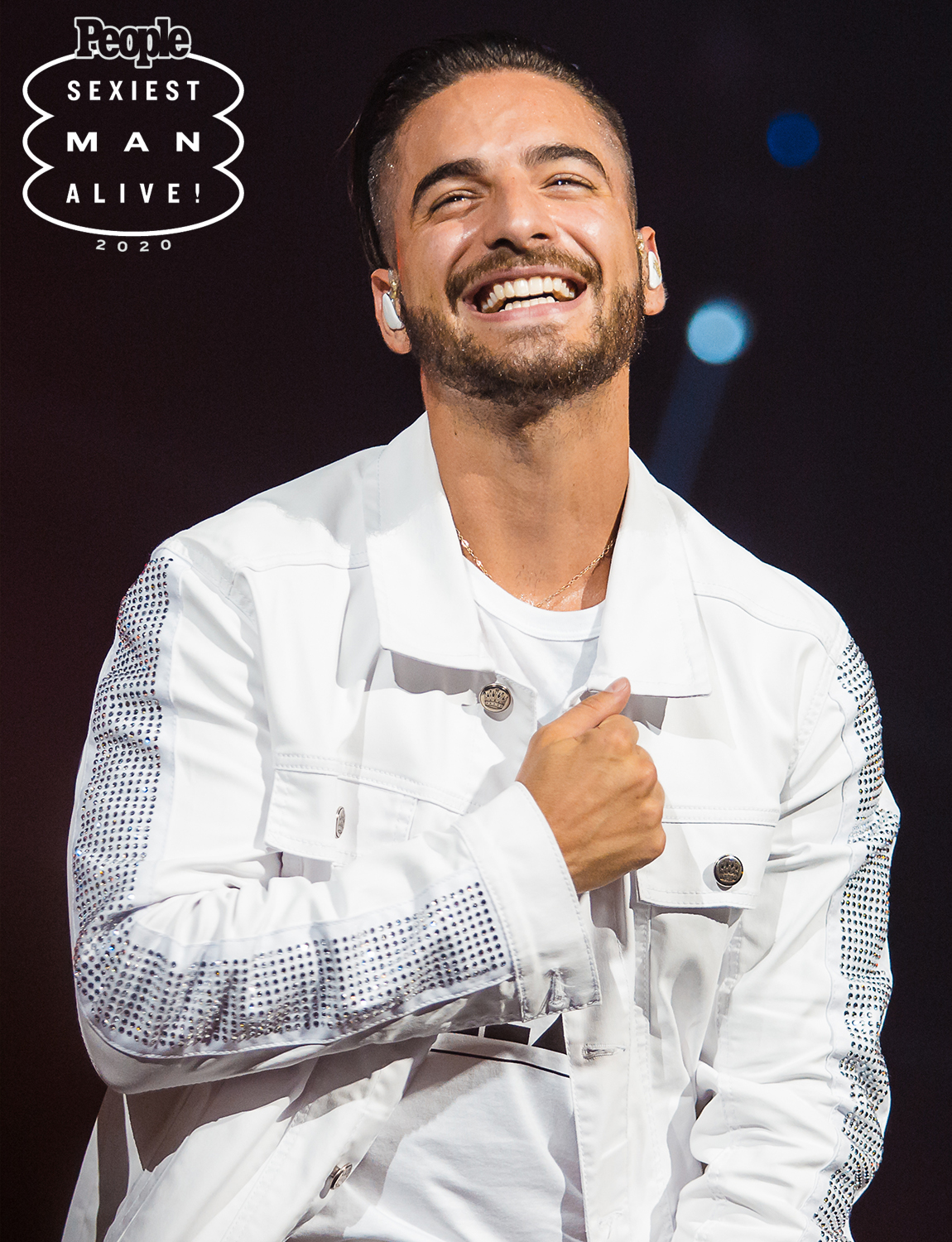 SMA men of the year 2020 - maluma